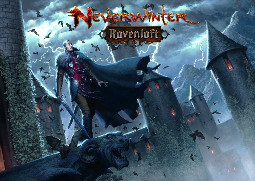 Ravenloft Banner