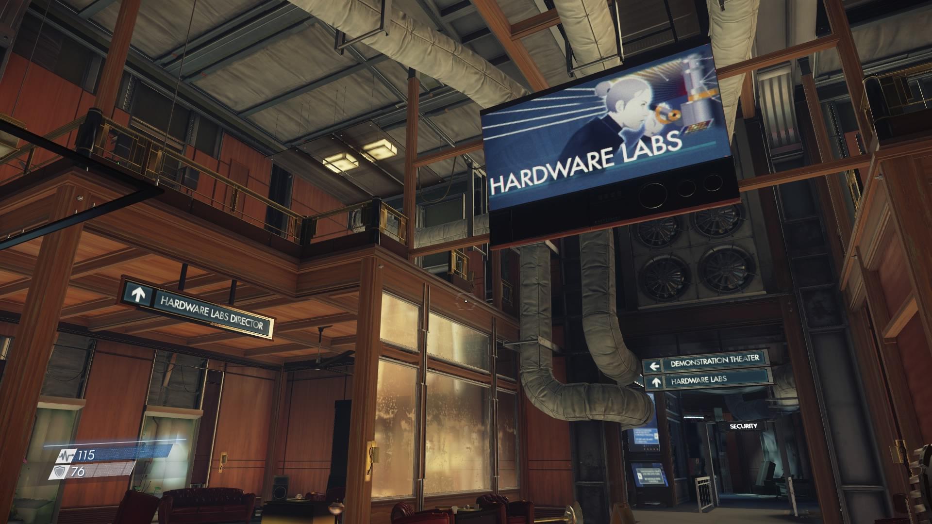 Hardware Labs