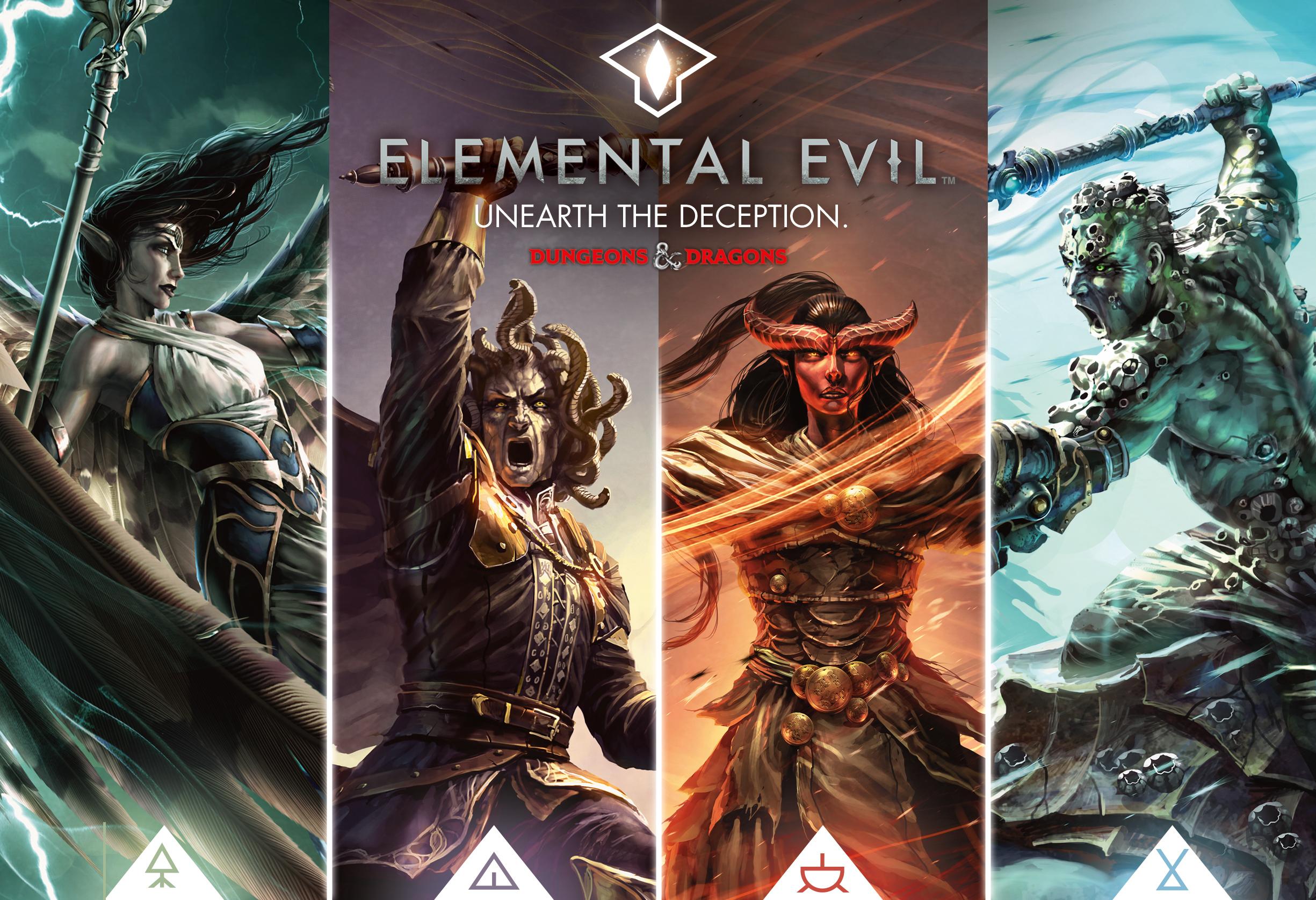 Elemental Evil Banner