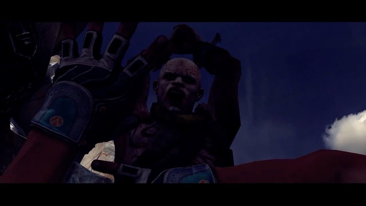 Screenshot #01 - Prologue