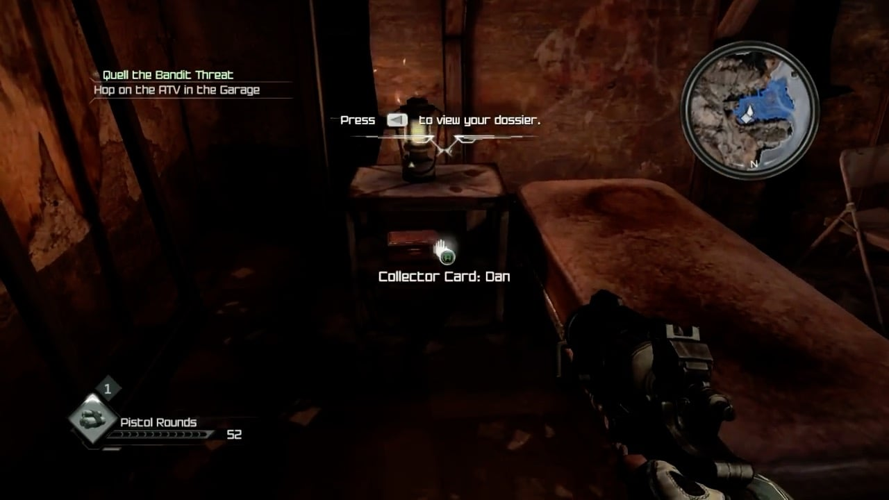 Screenshot #02 - Quell The Bandit Threat