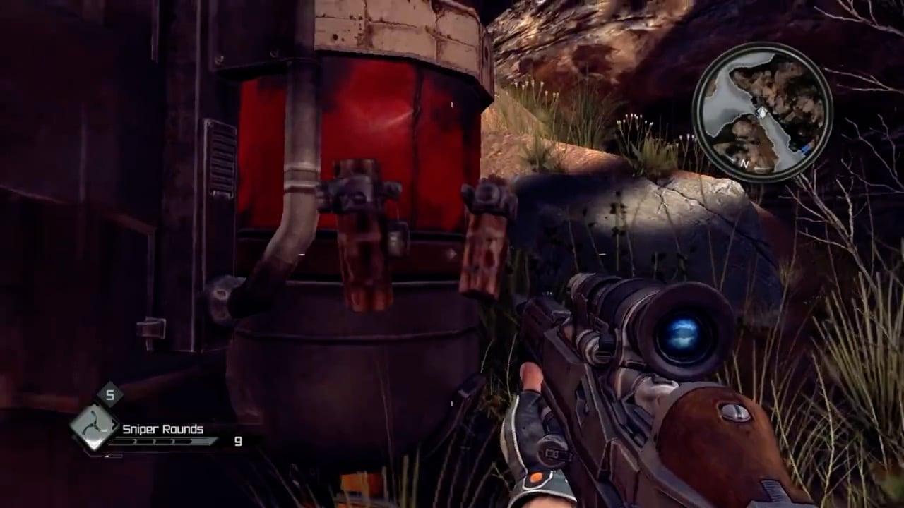 Screenshot - Destroy The Barricade