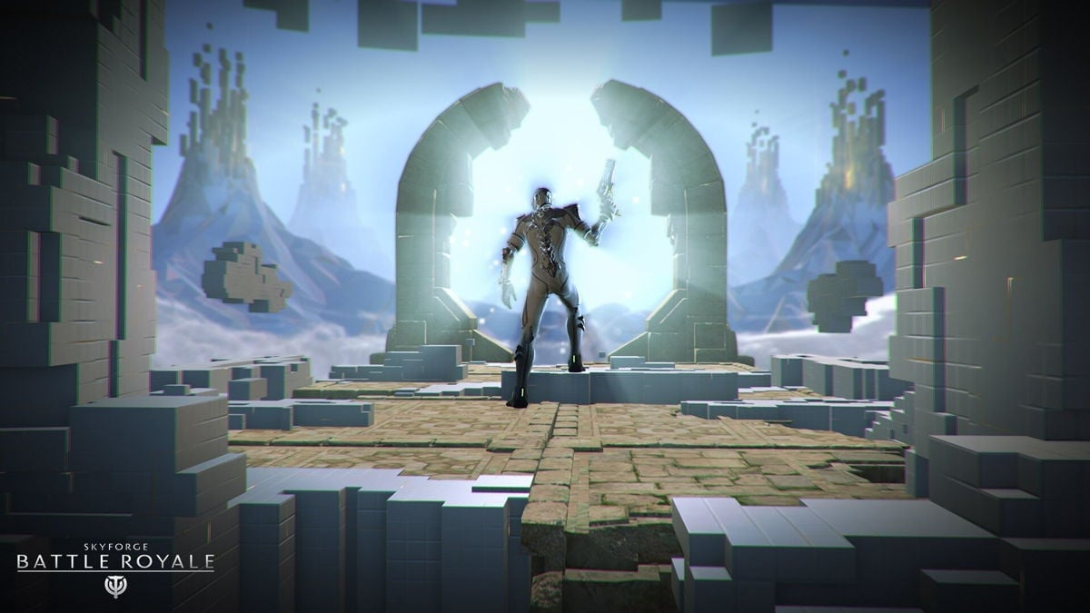 Battle Royale Mode Announced for F2P MMO Skyforge