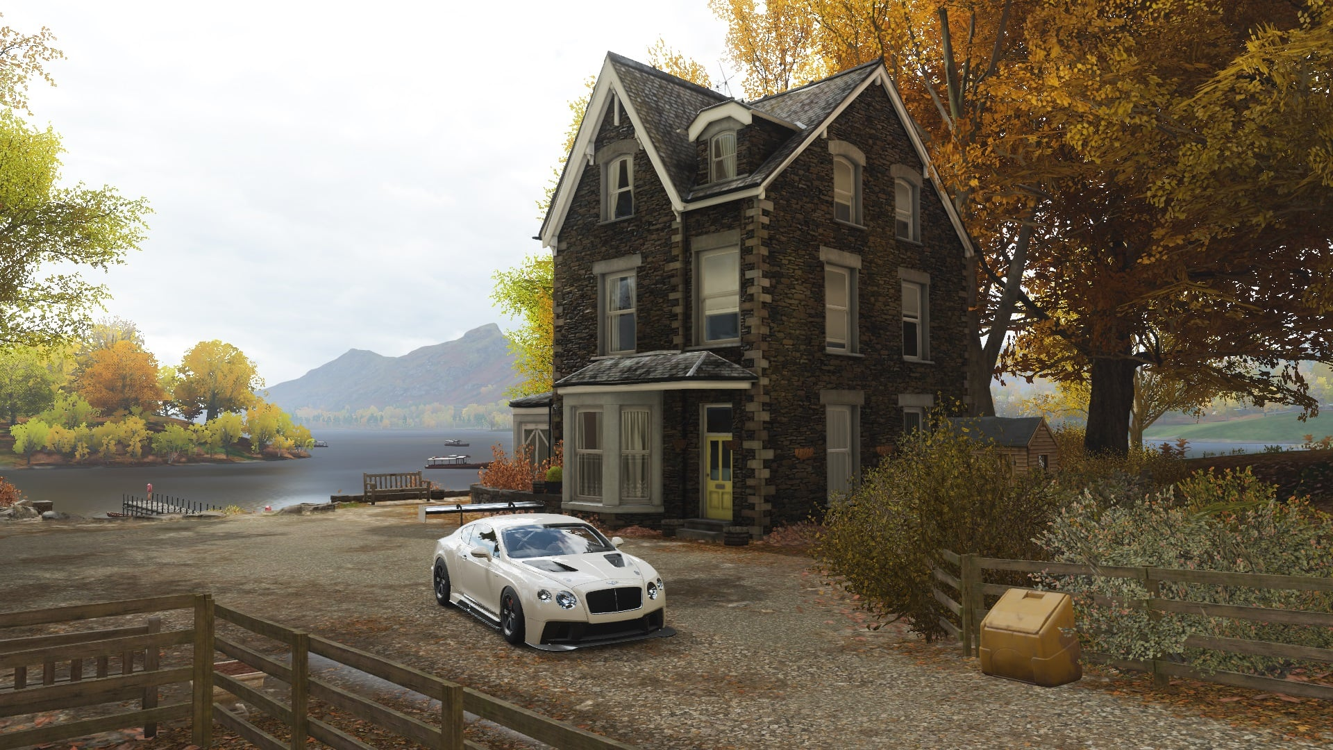 Forza Horizon 4 Patch Adds Route Creator, New Events and