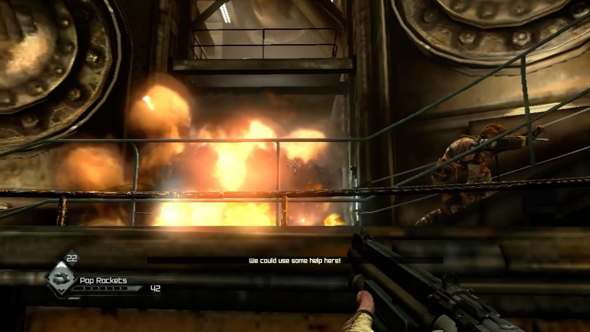 Destroy the Bomb Caches