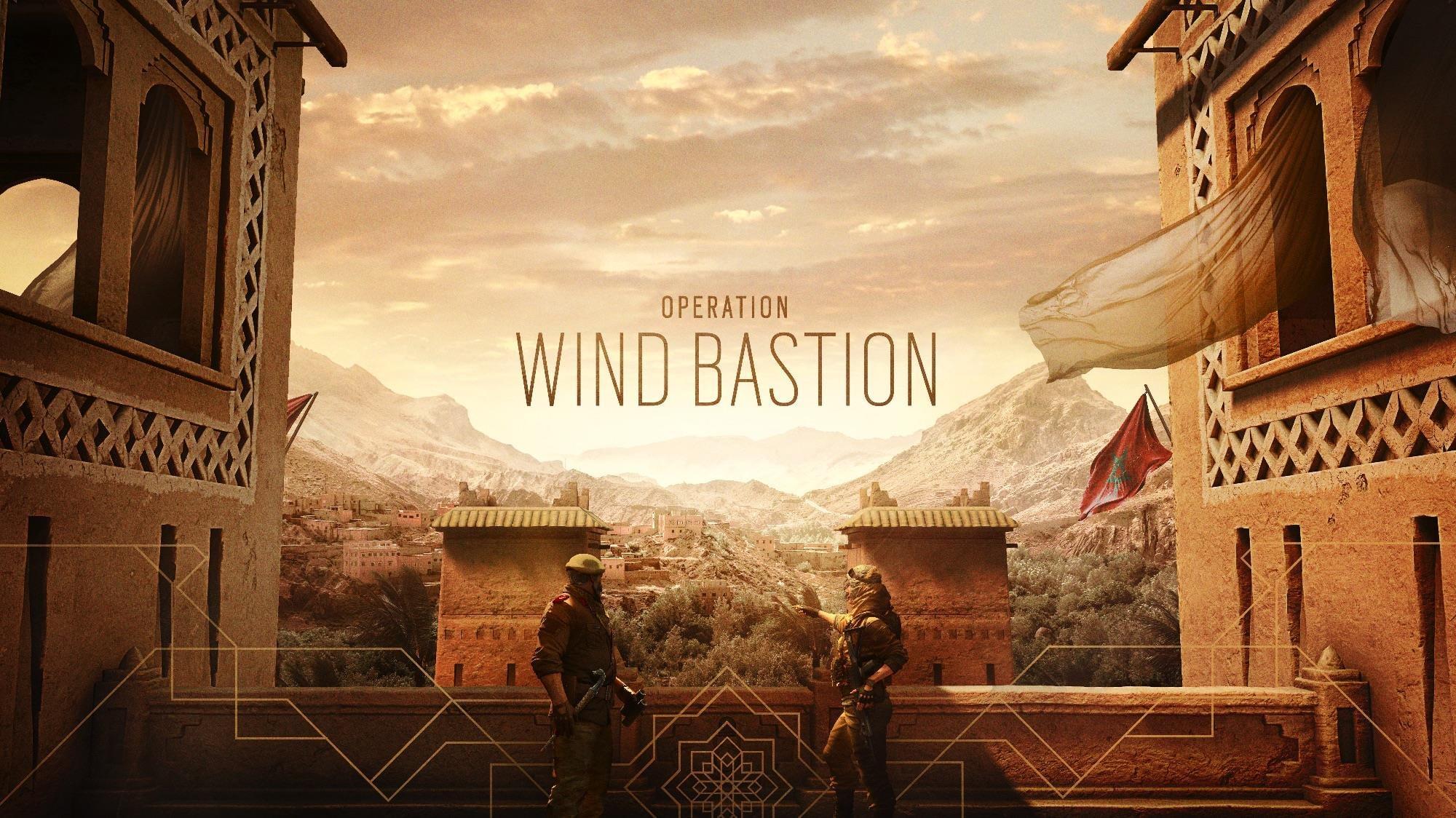 Rainbow Six Siege Fixes Operation Wind Bastion Bugs