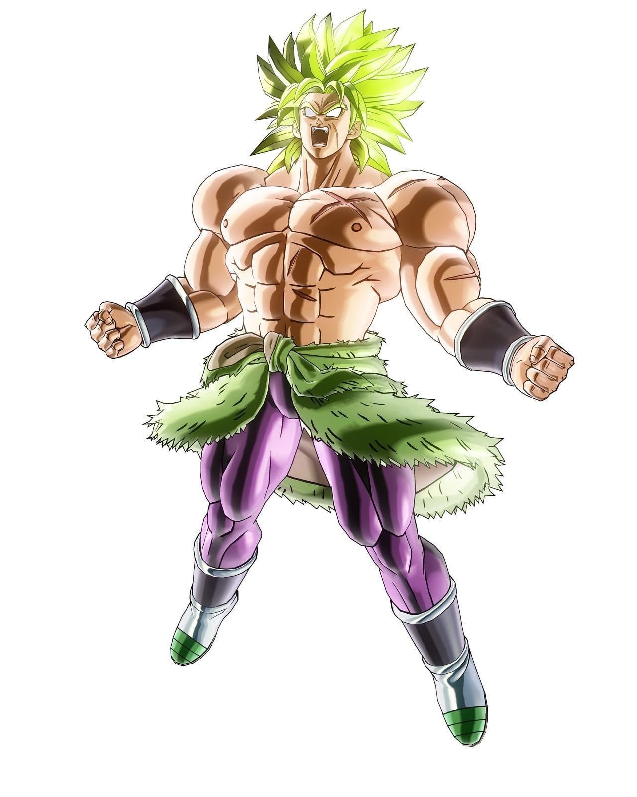 Super Saiyan Full Power Broly Coming to Dragon Ball Xenoverse 2