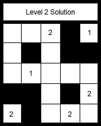 Level 2 Solution