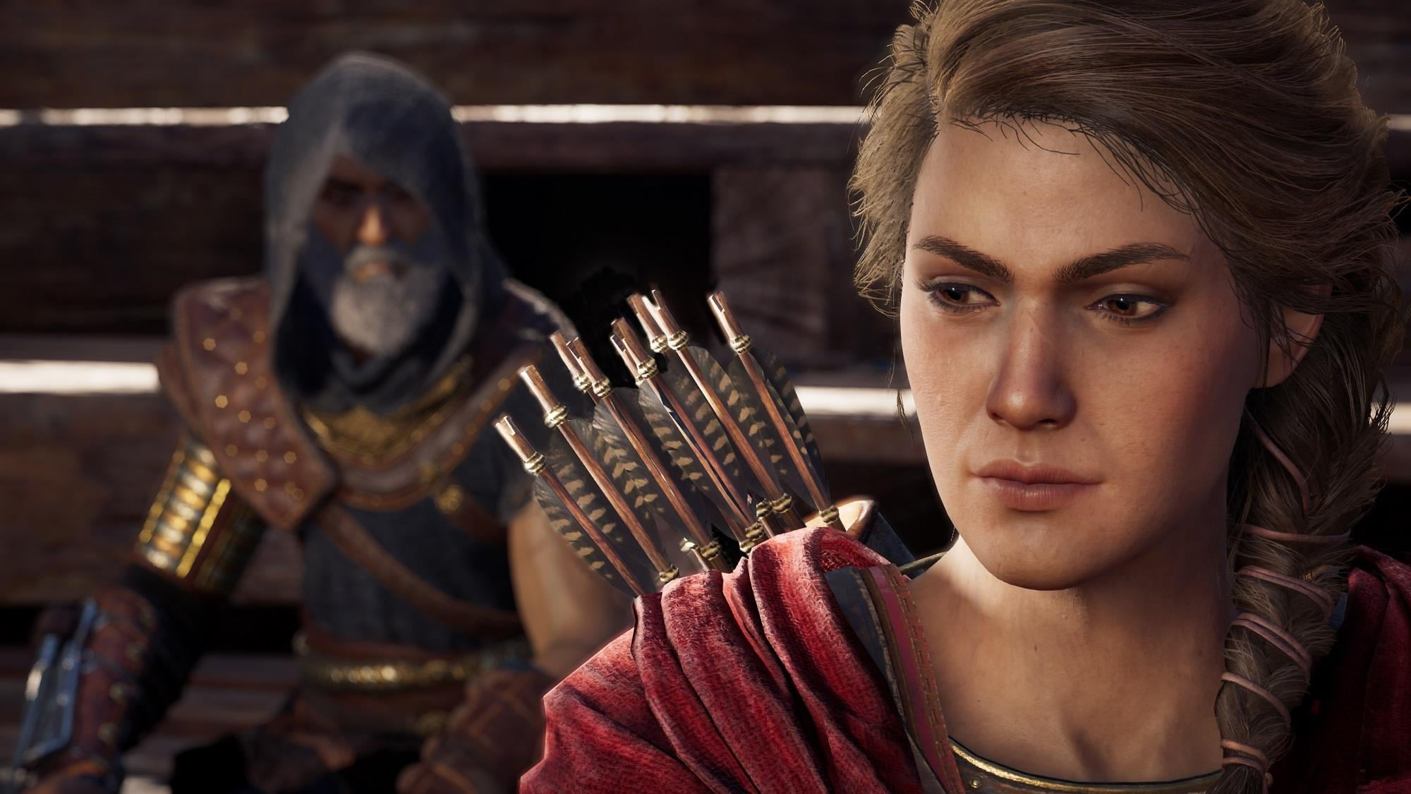 Controversial Assassin's Creed Odyssey Trophy Renamed on PS4