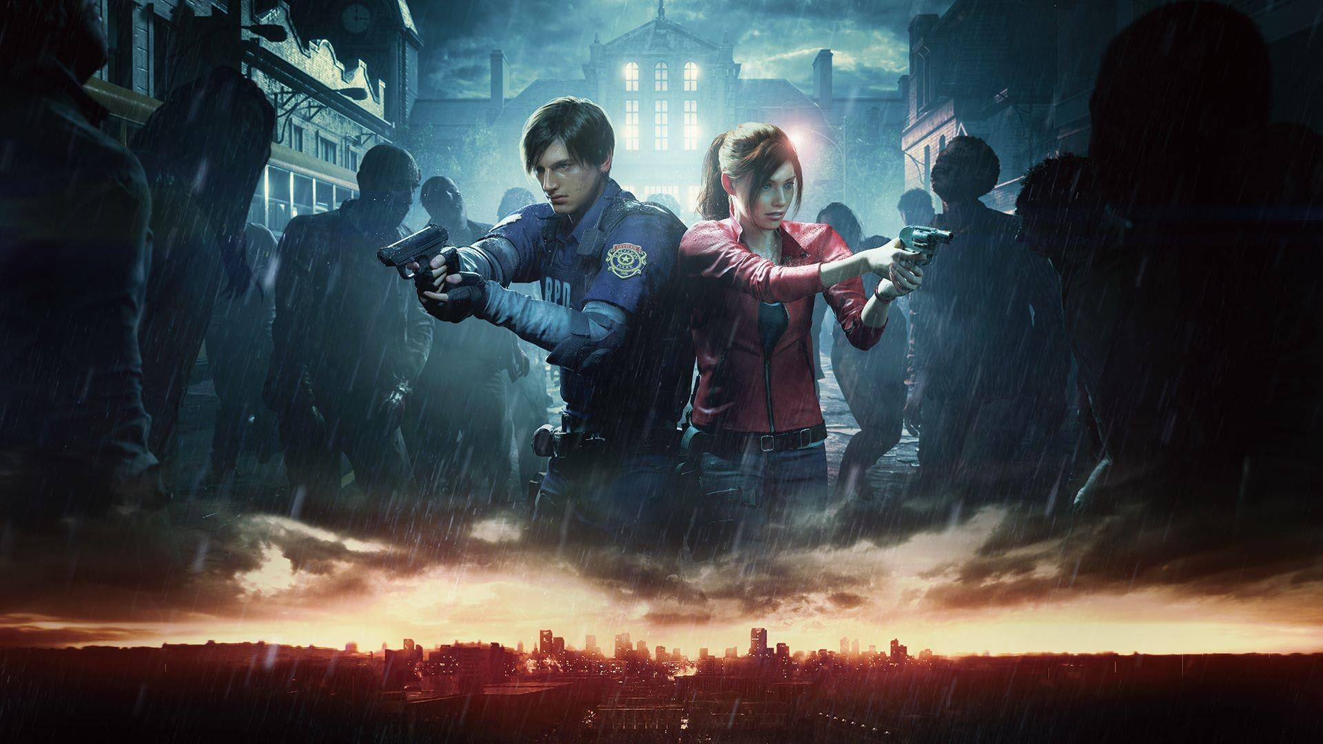 Resident Evil 2 Release Paid DLC Unlocking All In-Game Rewards Instantly