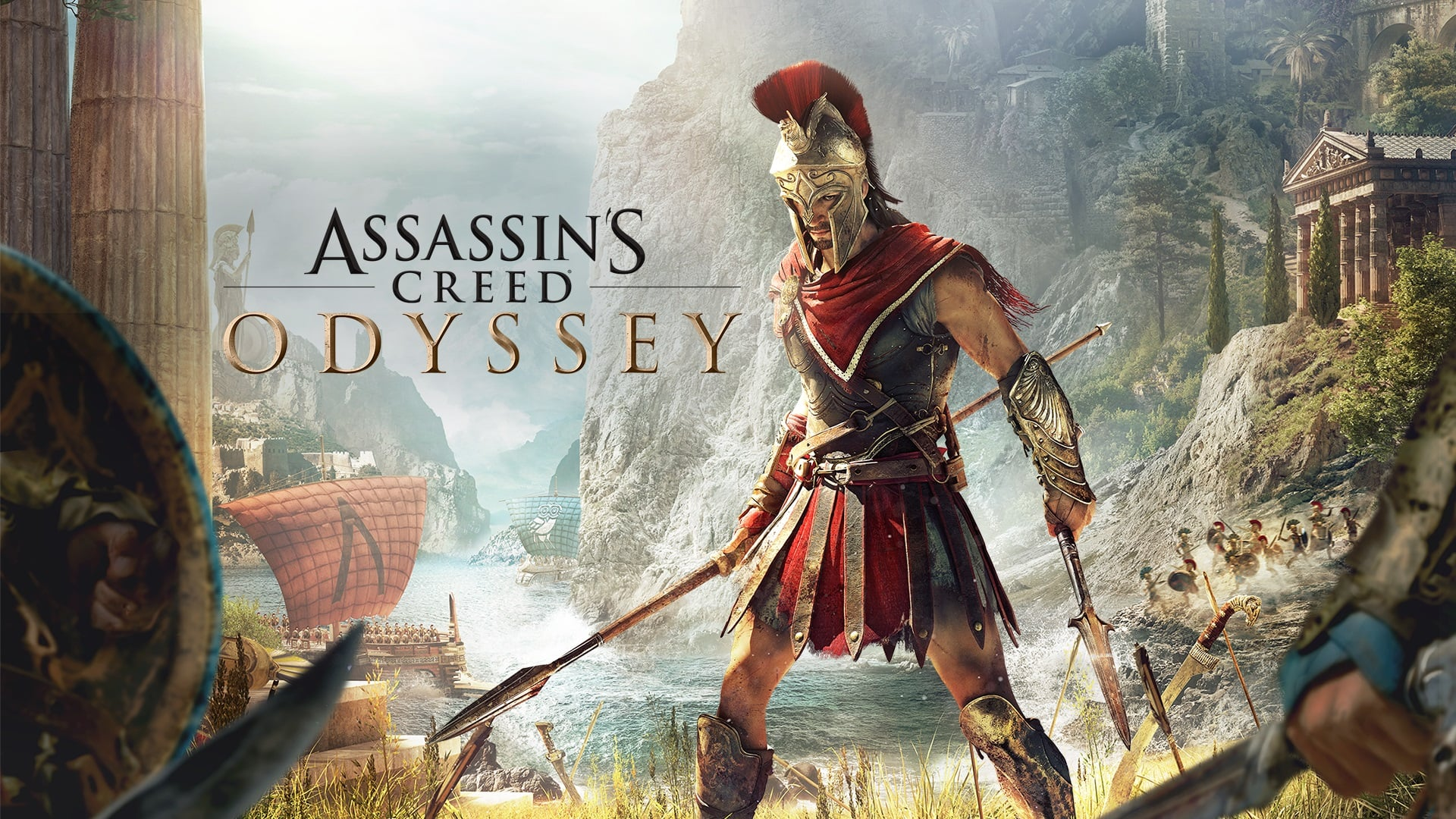Assassin S Creed Odyssey Guide Starting New Game And What Carries Over