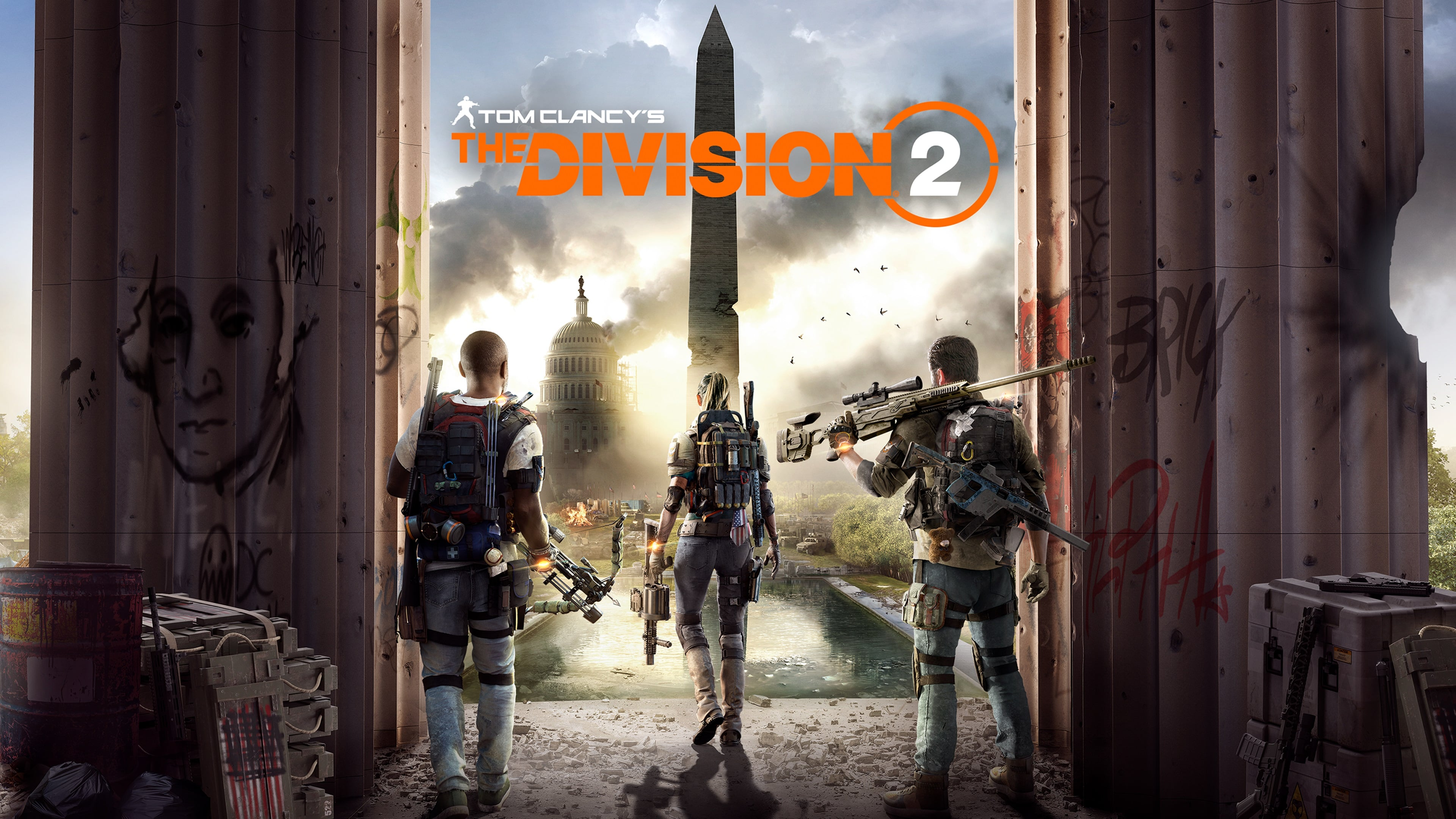 The Division 2 Patch Fixes Continuing Skills Issues