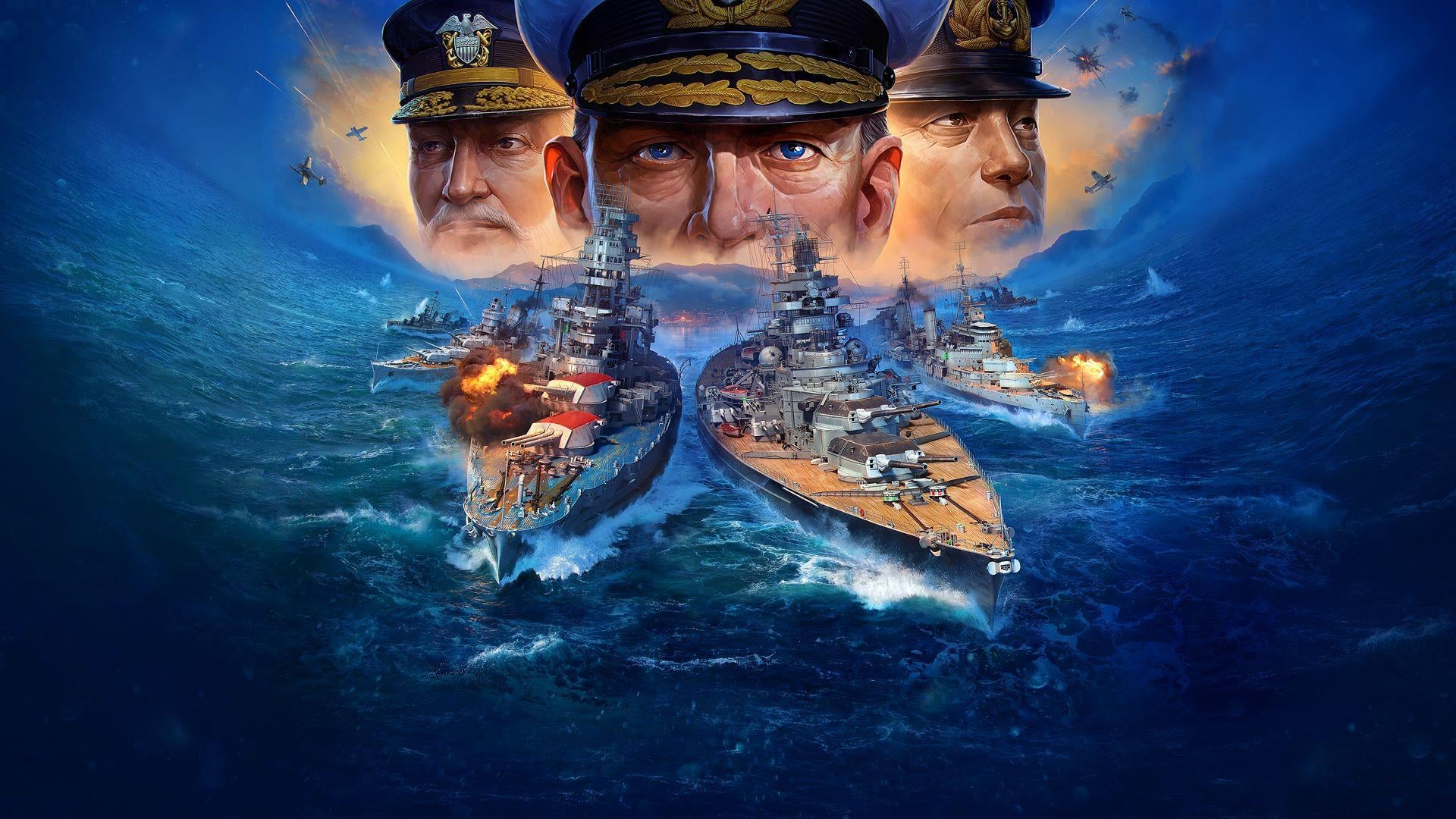 World of Warships: Legends Founders Packs Now Available for Pre-order