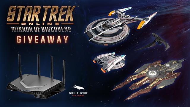 Star Trek Online Giveaway