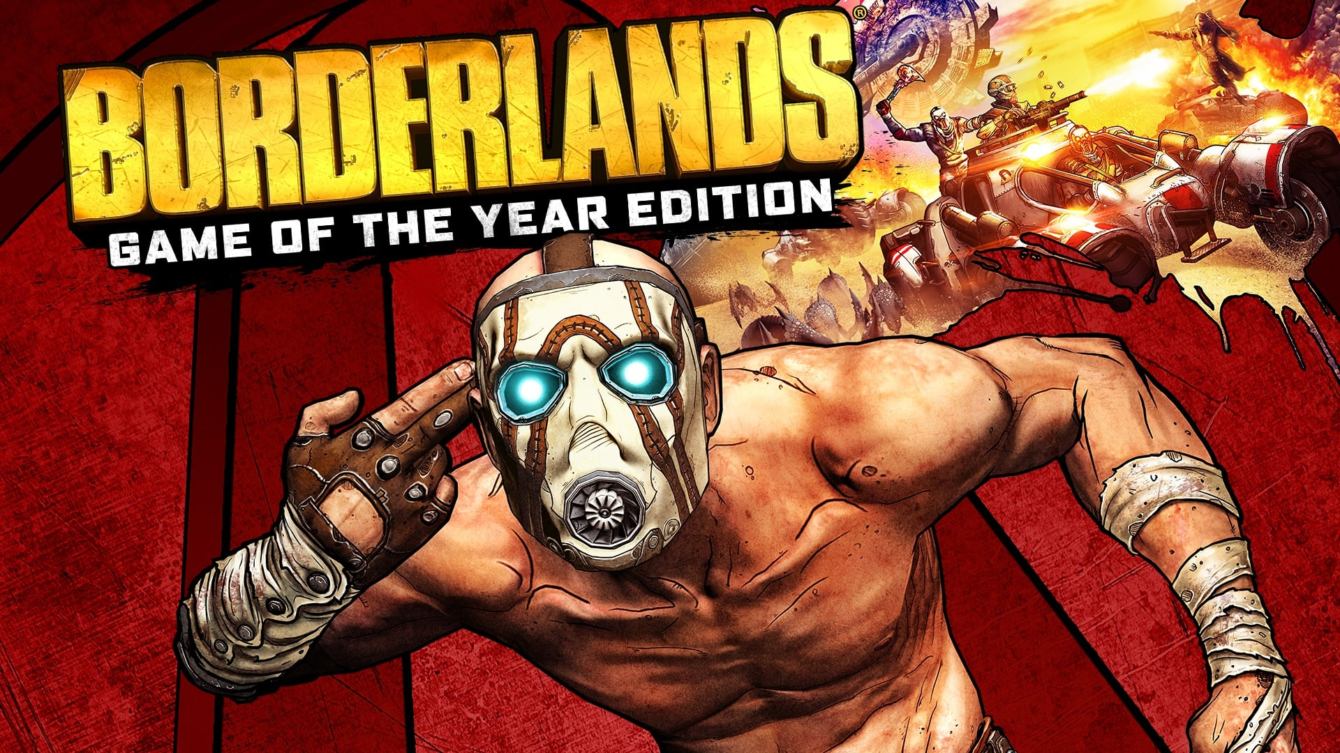 Gold Keys Given Out Because of Borderlands: Game of the Year