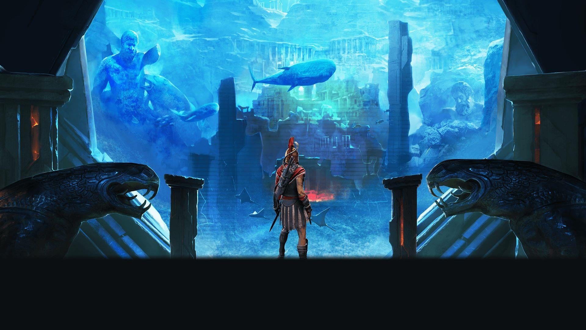 Assassin's Creed Odyssey: Fate of Atlantis DLC Details Ability