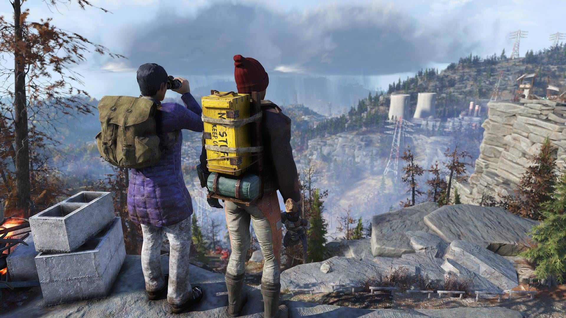 Pioneer Scouts and Backpacks Coming Soon to Fallout 76