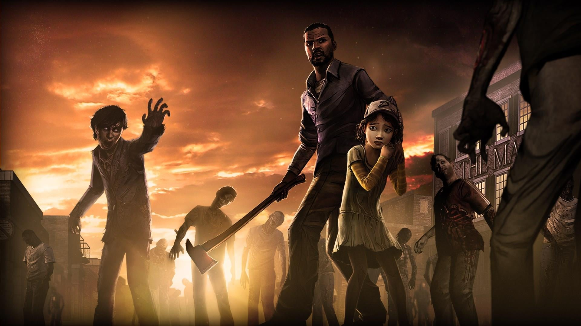 All Of The Telltale Walking Dead Windows 10 Titles Have Returned