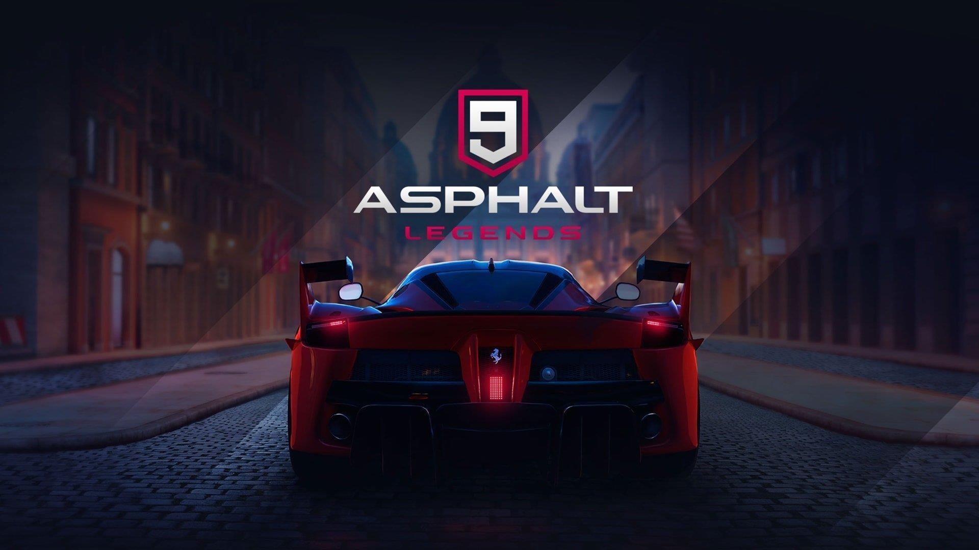 asphalt 9 image - gameloft fortnite