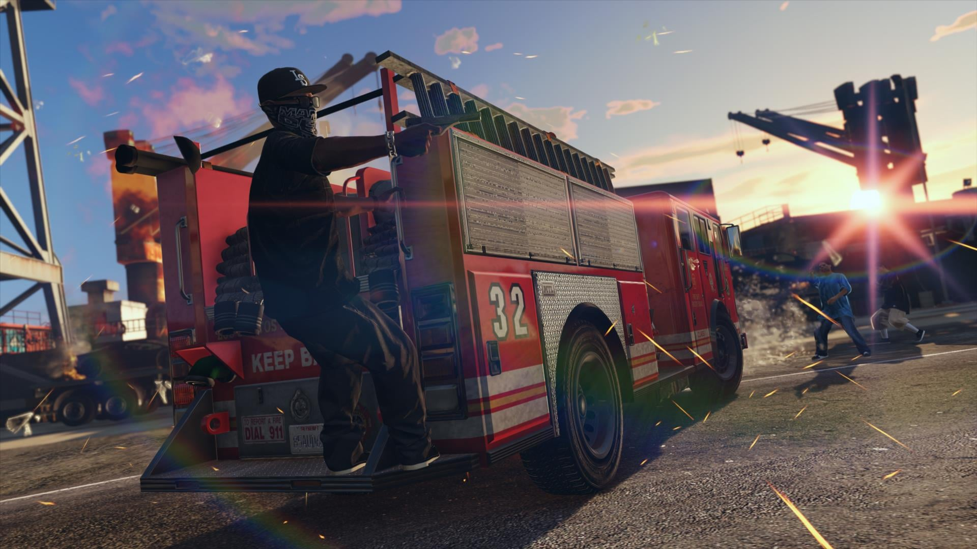 Get a Free Executive Office for Playing GTA Online This Week