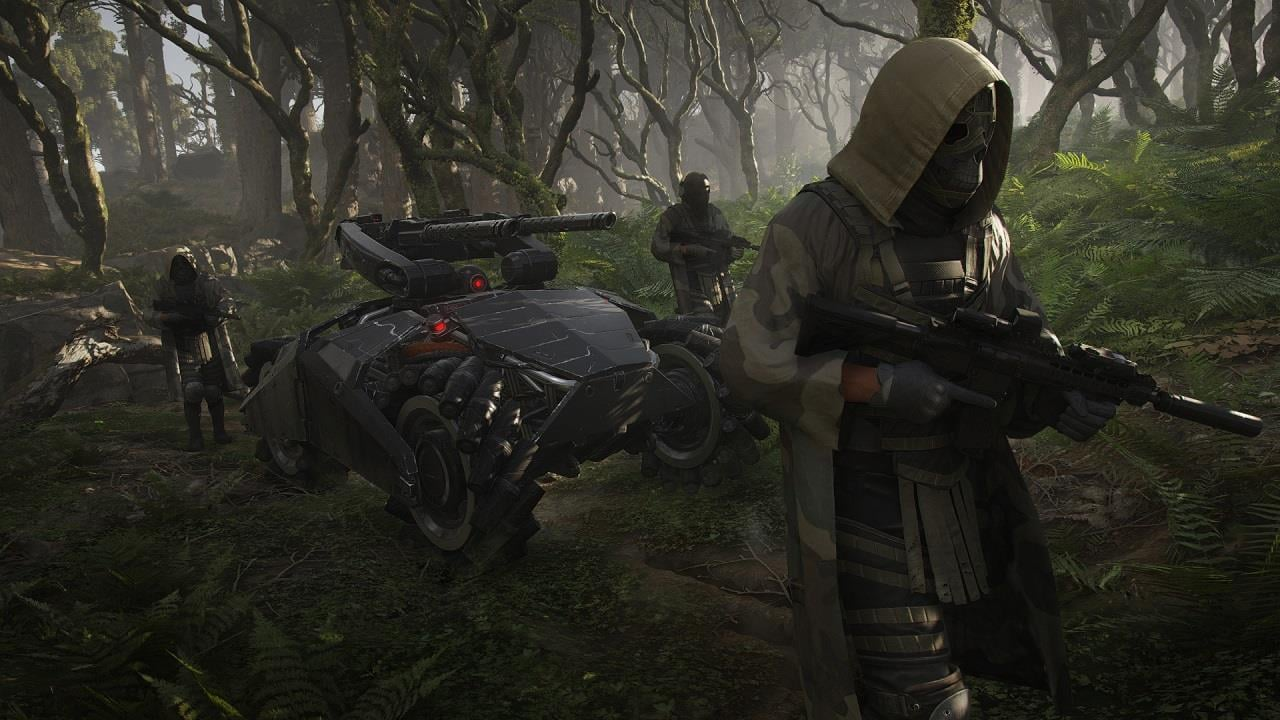 Ghost Recon Breakpoint Screens
