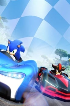 Team Sonic Racing: Middle of the Pack Family Fun