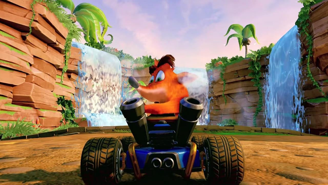 Crash Team Racing Nitro-Fueled Now Available on Xbox One