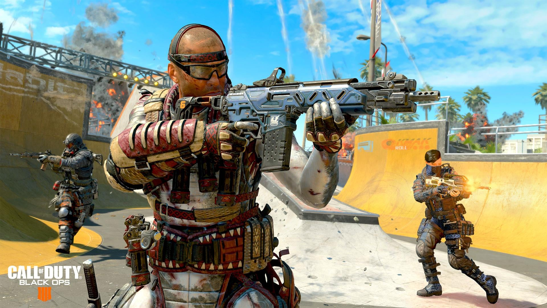 Call of Duty: Black Ops 4 Promises More Ways to Earn Weapons
