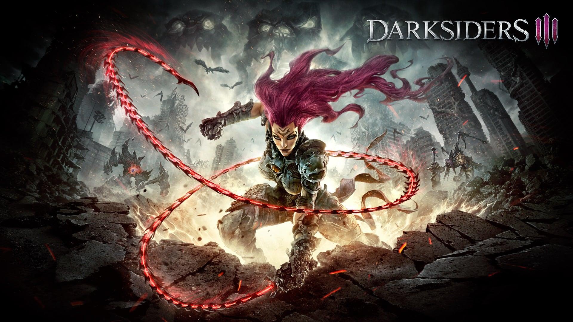 Darksiders III Achievements