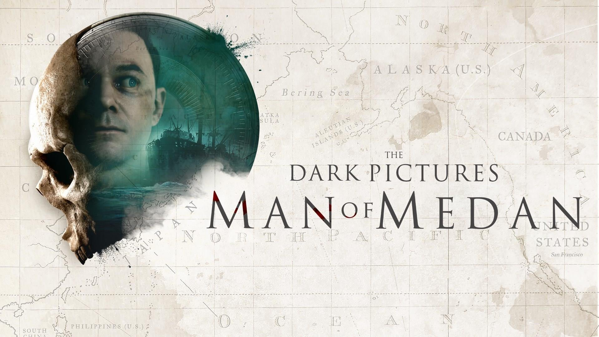 The Dark Pictures Anthology: Man Of Medan ~ TitledHeroArt