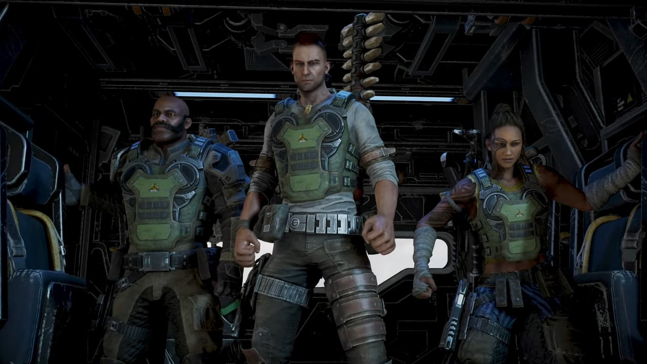Gears 5 escape mode