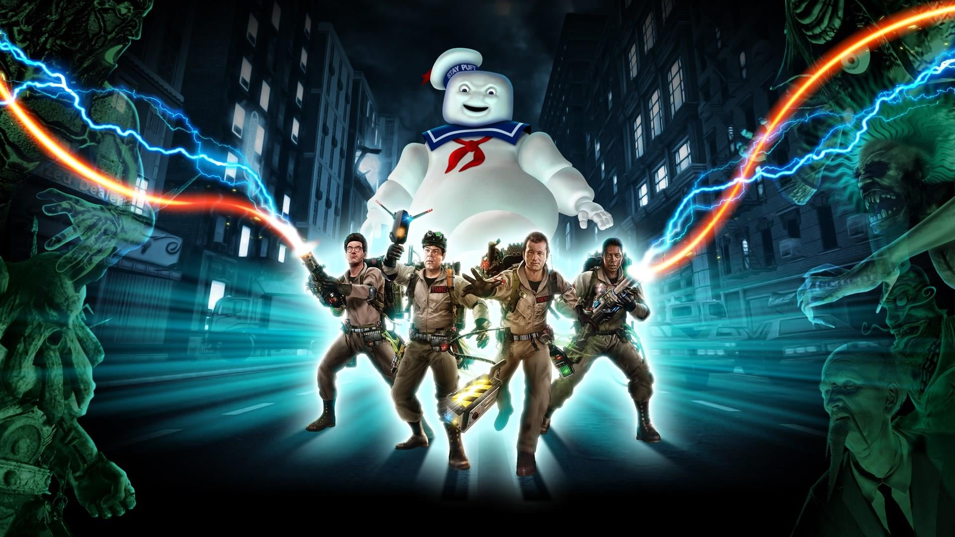 Ghostbusters: The Video Game Remastered ~ SuperHeroArt