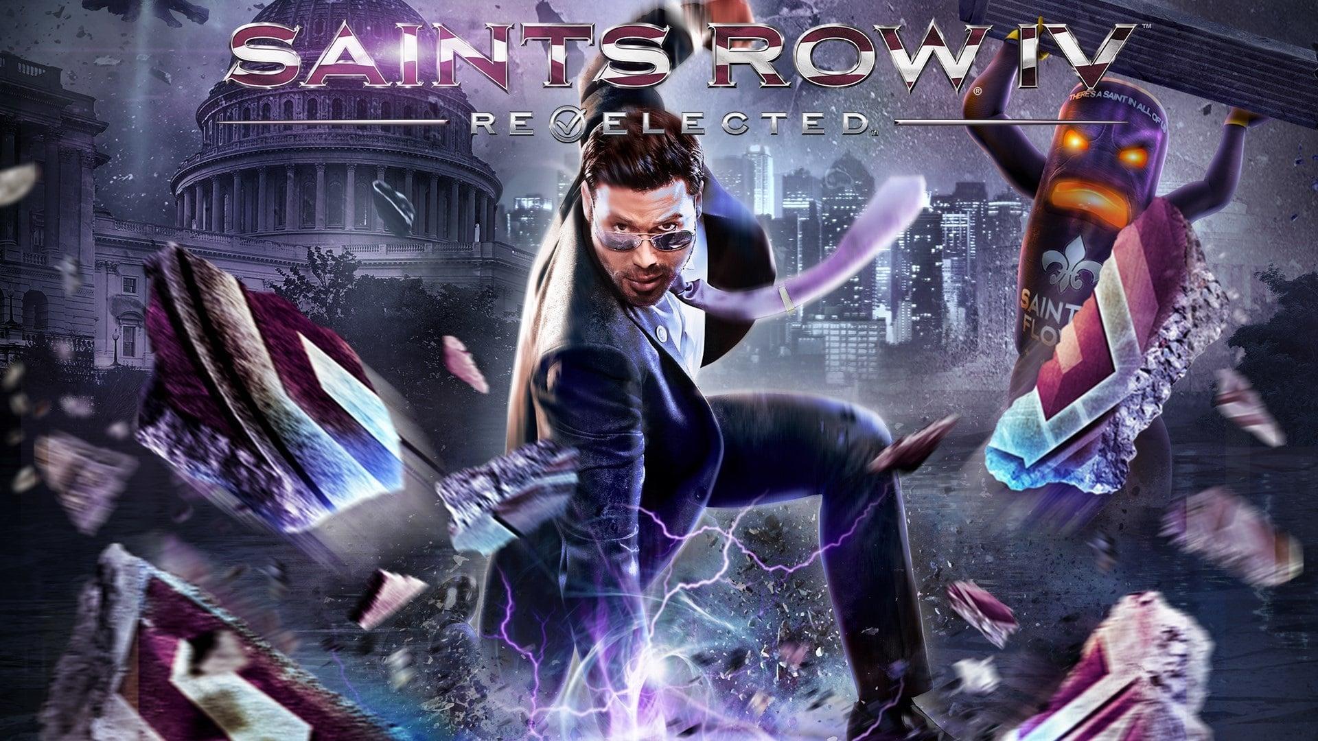 Saints Row IV: Re-Elected (Win 10) Achievements