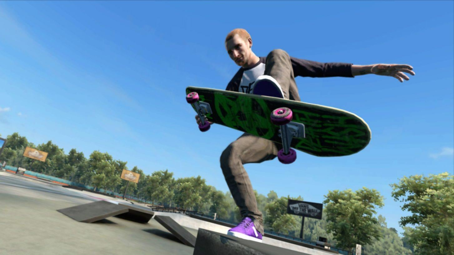 Skate 4 Trademark dropped