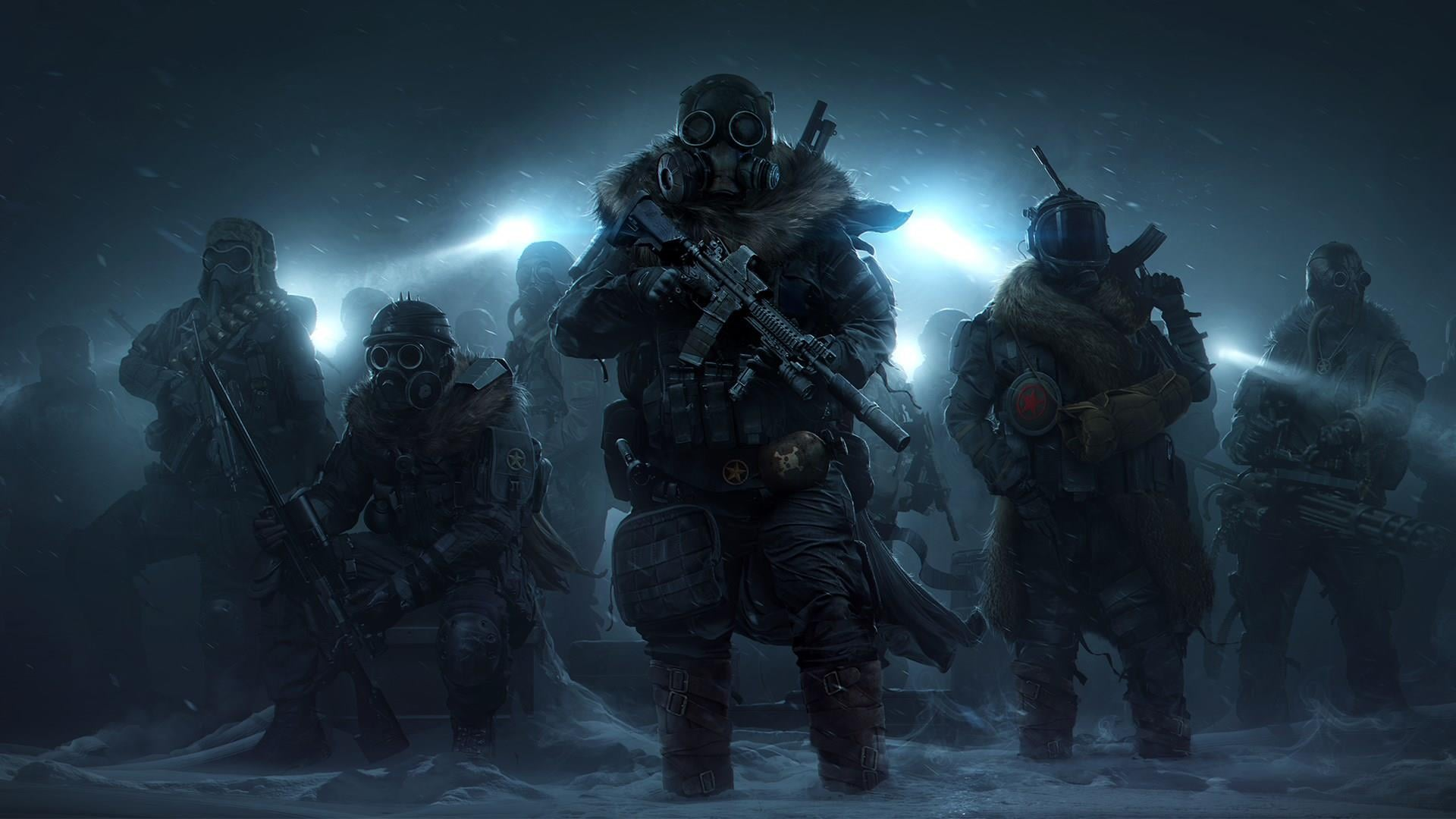 Wasteland 3 ~ SuperHeroArt