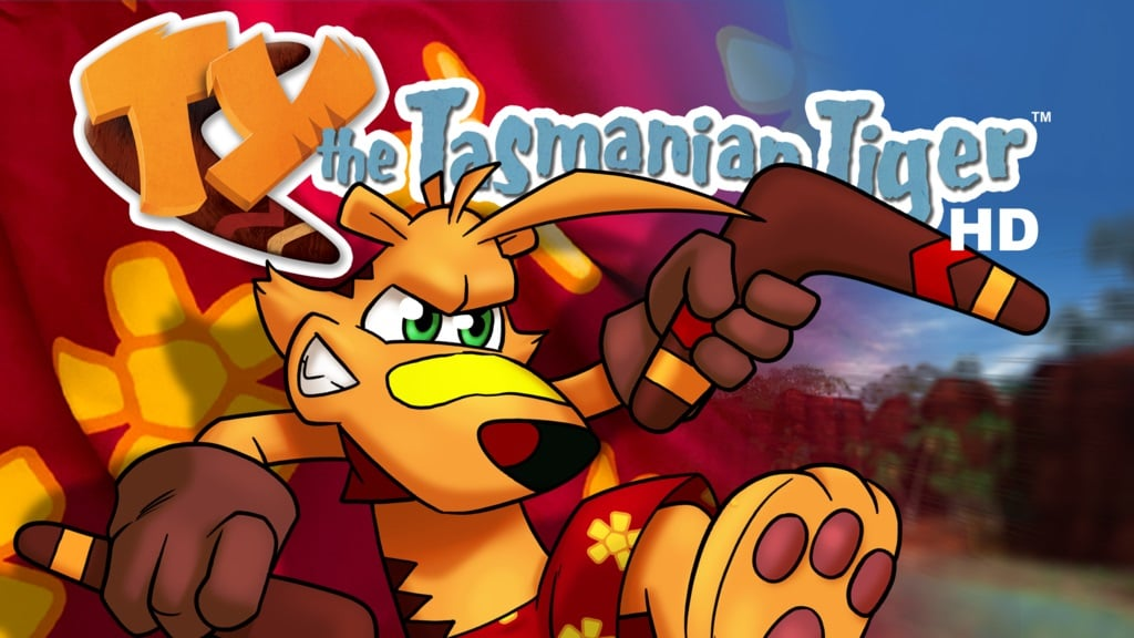 TY the Tasmanian Tiger is Getting an Xbox Release