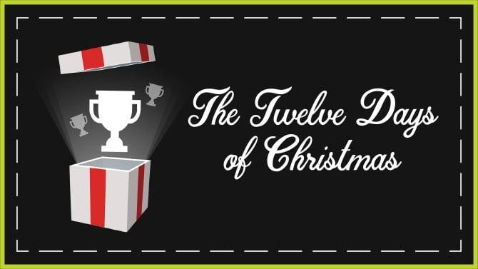 TrueAchievements 12 days of christmas