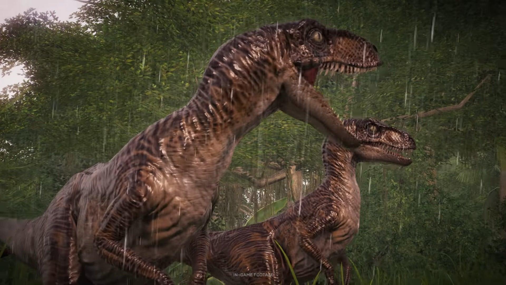 Keer terug naar Jurassic Park