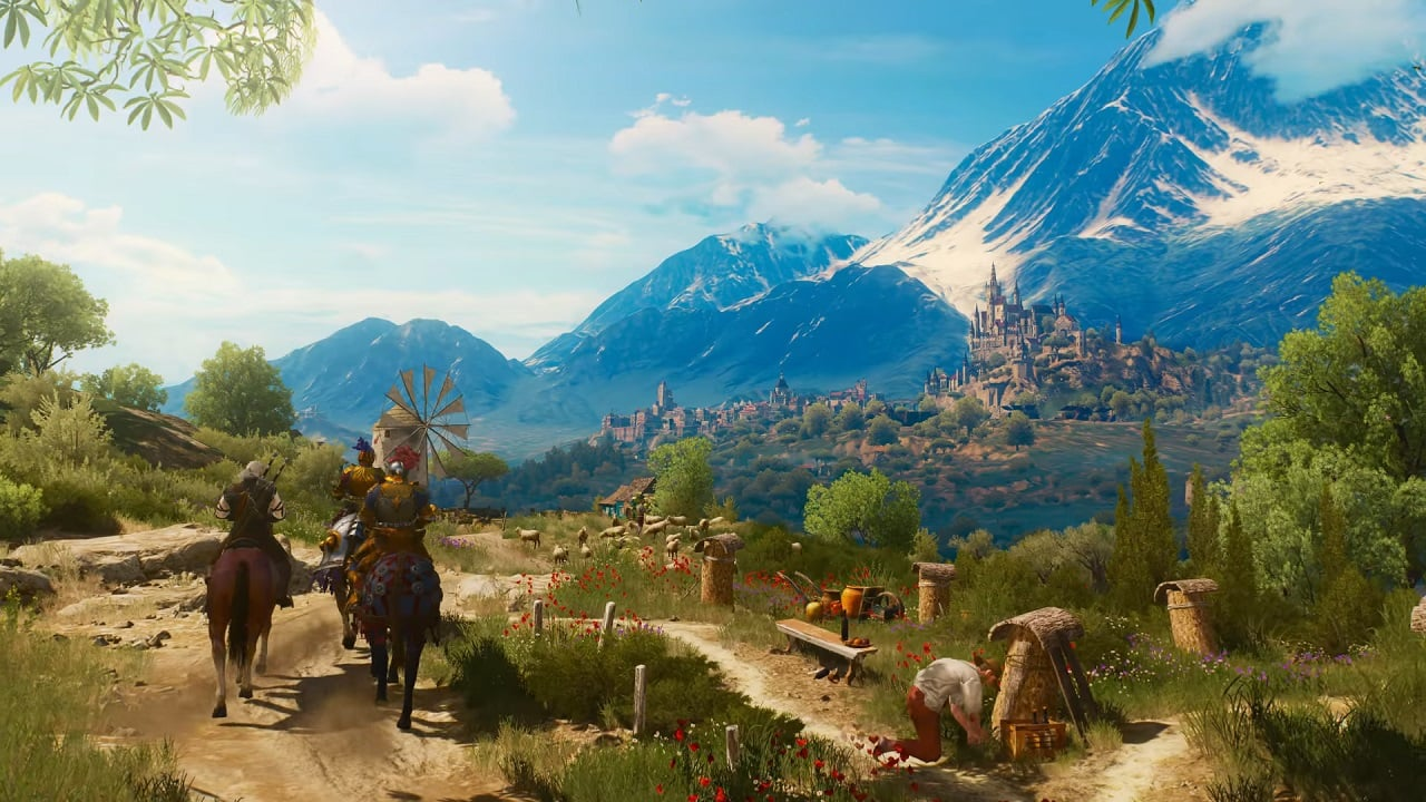 The Witcher 3 Is Getting Ported To PS5 And Xbox Series X
