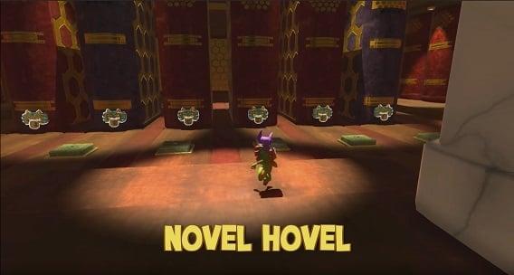 Novel Hovel