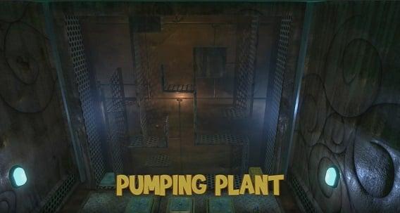 Pump Maze
