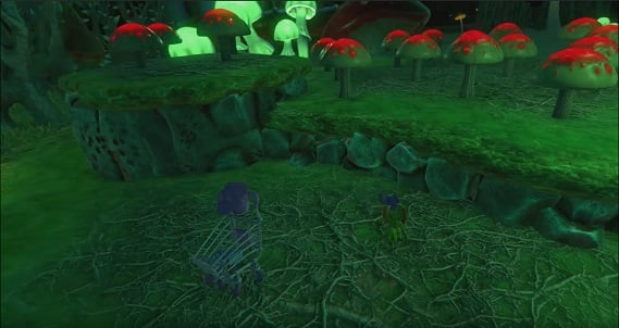 Mushroom Obliteration