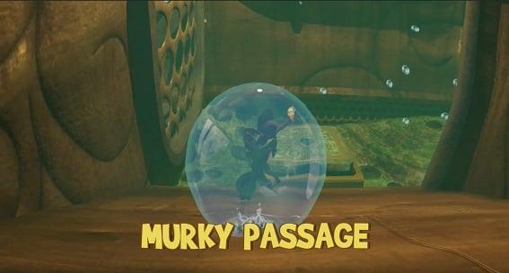 Murky Passage