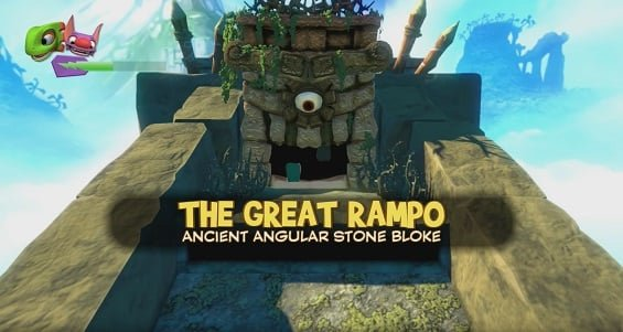 The Great Rampo