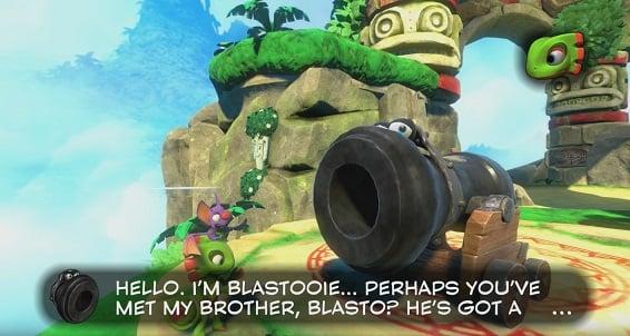Blastooie