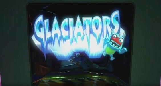 Rextro's Glaciators