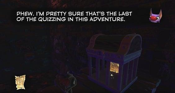 Dark Room Quiz