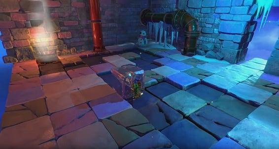 Ice Block Puzzle