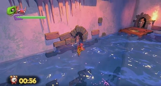 Totem Swimming
