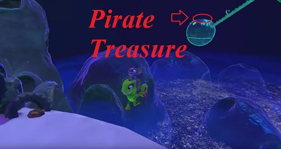 Galleon Pirate Treasure